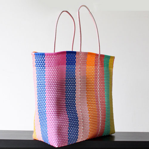 Colorful Handwoven Tote bag